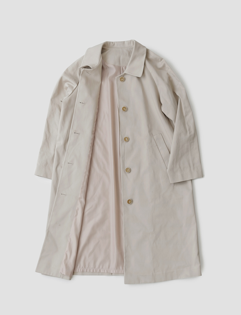 ELIOT SINGLE COAT(with men)