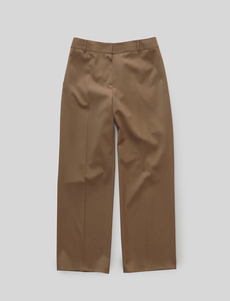 FORMAL WIDE SLACKS.carmel