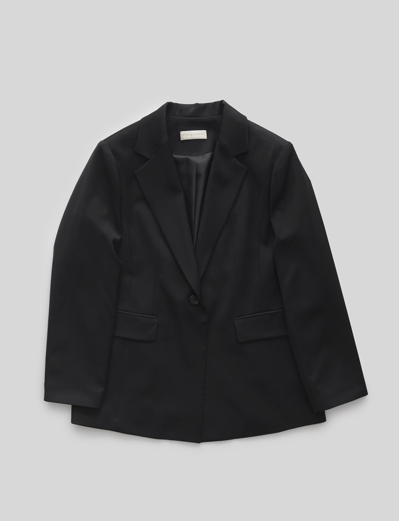 FORMAL JACKET.black