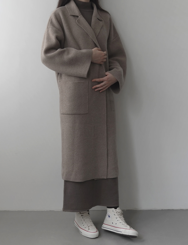 JANE KNIT COAT