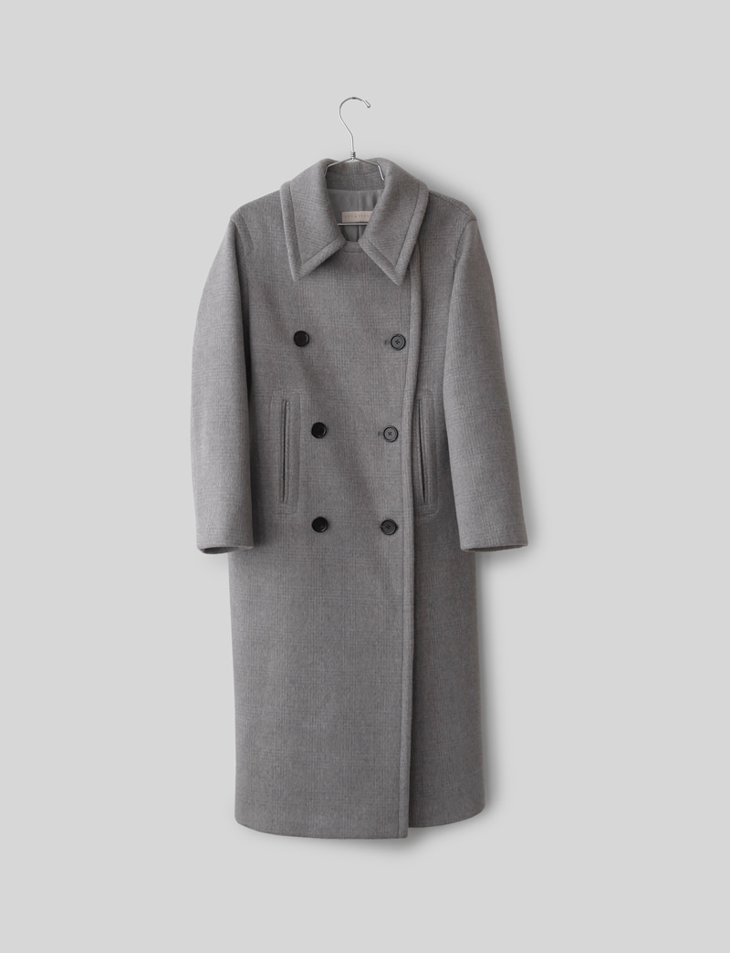 CASHWOOL DOUBLE COAT